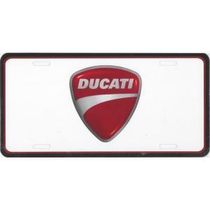 ライセンスプレート:Ducati|grease-shop