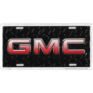 ライセンスプレート:GMC|grease-shop