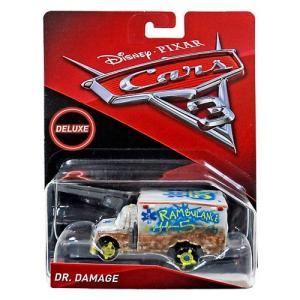 カーズ3 カーズクロスロード:ドクター・ダメージ (Dr.Damage)|grease-shop