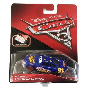カーズ3 カーズクロスロード:ファビュラス・ライトニング・マックィーン (Fabulous Lightning McQueen)(ミニポスター付)|grease-shop