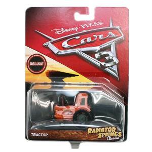 カーズ ミニカー:トラクター (Tractor)【※クリアカバー・テープ止め】|grease-shop
