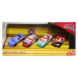 カーズ3 カーズクロスロード:レース・トゥ・ウィン 4パック (Race to Win)|grease-shop