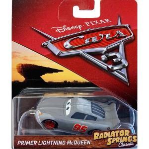 カーズ3 カーズクロスロード:プライマー・ライトニング・マックィーン (Primer Lightning McQueen)|grease-shop