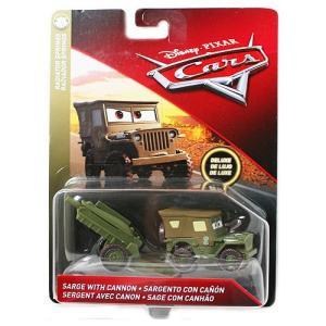 カーズ:サージ・ウィズ・キャノン (Sarge with Cannon)|grease-shop