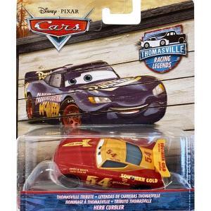 カーズ・トーマスビル・レーシング・レジェンズ:ハーブ・カブラー #54 (Fabulous Lightning McQueen)|grease-shop