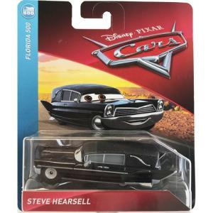 カーズ:スティーブ・ヒアセル (Steve Hearsell)|grease-shop