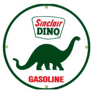 ロゴプレート:SINCLAIR DINO|grease-shop