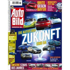 洋雑誌:Auto Bild 2017年12月22日号 (ドイツ版/アウトビルト)|grease-shop