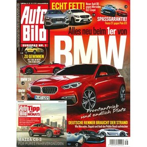 洋雑誌:Auto Bild 2018年8月30日号 (ドイツ版/アウトビルト)|grease-shop