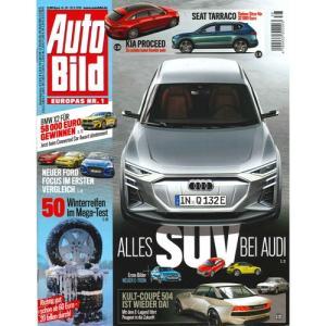 洋雑誌:Auto Bild 2018年9月20日号 (ドイツ版/アウトビルト) grease-shop
