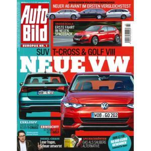 洋雑誌:Auto Bild 2018年10月25日号 (ドイツ版/アウトビルト)|grease-shop