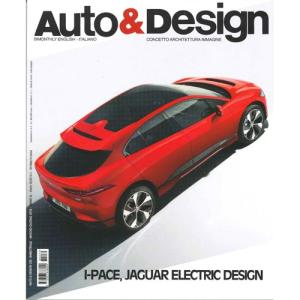 洋雑誌:Auto & Design No.230 2018年5月/6月号 (イタリア版/オートアンドデザイン)|grease-shop