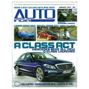 Auto India 2014年1月号|grease-shop