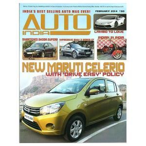 Auto India 2014年2月号|grease-shop