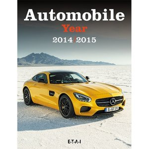 洋書:Automobile Year 62nd 2014-2015 (オートモービル・イヤー/英語版)|grease-shop