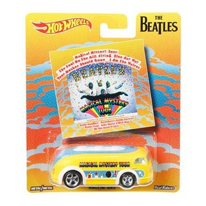 Hot Wheels Pop Culcure 2017 The Beatles(ビートルズ):ホーリン・ガス (Haulin' Gas / Magical Mystery Tour)|grease-shop