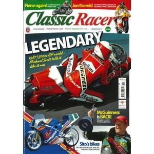 洋雑誌:Classic Racer #194 2018年11月/12月号 (イギリス版/クラシックレーサー) grease-shop