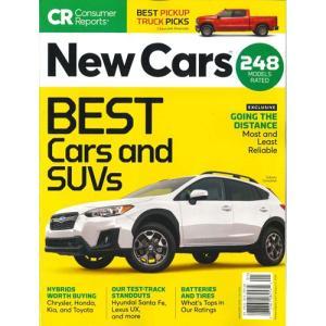 洋雑誌:Consumer Reports Special : New Cars (January 2019) (米国版・コンシューマーリポート別冊)|grease-shop