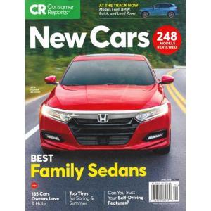 洋雑誌:Consumer Reports Special : New Cars (April 2018) (米国版・コンシューマーリポート別冊)|grease-shop