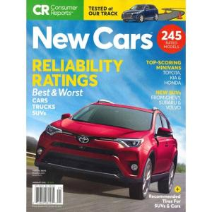 洋雑誌:Consumer Reports Special : New Cars Reliability Ratings Best & Worst  January 2018 (米国版・コンシューマーリポート別冊)|grease-shop