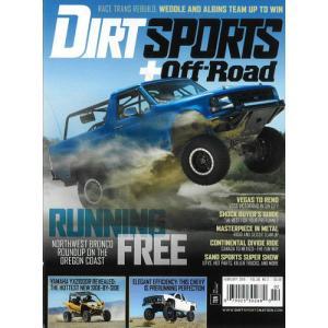 洋雑誌:Dirt Sports + Off-Road 2016年2月号 (米国版/ダートスポーツ+オフロード)|grease-shop