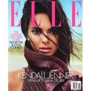 洋雑誌:Elle (US) No.394:2018年6月号 (米国版・エル)|grease-shop