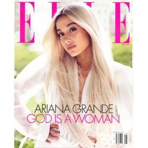 洋雑誌:Elle (US) No.396:2018年8月号 (米国版・エル)|grease-shop