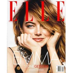洋雑誌:Elle (US) No.397:2018年9月号 (米国版・エル)|grease-shop