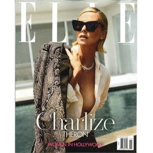 洋雑誌:Elle (US) No.399:2018年11月号 (米国版・エル)|grease-shop