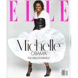 洋雑誌:Elle (US) No.400:2018年12月号 (米国版・エル)|grease-shop