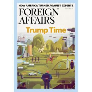 洋雑誌:Foreign Affairs 2017年3月/4月号 (米国版・フォーリン・アフェアーズ/Subscription版)|grease-shop