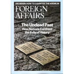 洋雑誌:Foreign Affairs 2018年1月/2月号 (米国版・フォーリン・アフェアーズ:Subscription版)|grease-shop