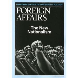 洋雑誌:Foreign Affairs 2019年3月/4月号 (米国版・フォーリン・アフェアーズ:Subscription版)|grease-shop