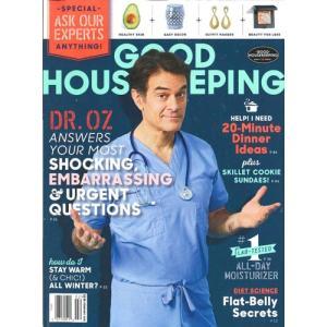 洋雑誌:Good Housekeeping 2018年2月号 (米国版/グッド・ハウスキーピング)|grease-shop