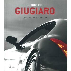 洋書:Giorgetto Giugiaro (ジョルジェット・ジウジアーロ)|grease-shop