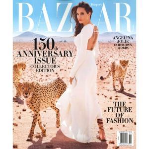 洋雑誌:Haper's Bazaar 2017年11月号 (米国版・ハーパーズ・バザー) grease-shop