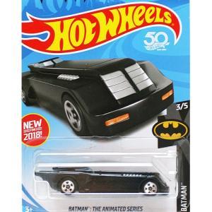 HotWheels Basic:バットマン-ザ・アニメイテッド・シリーズ (Batman:The Animated Series)(ブラック)|grease-shop