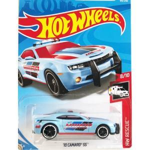 Hot Wheels Basic:2010 カマロ・SS (Camaro SS)(ブルー)|grease-shop