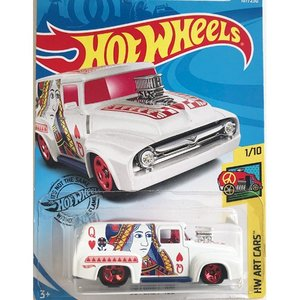 Hot Wheels Basic:1956・フォード・F-100('56 Ford F-100)(ホワイト)|grease-shop