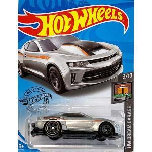 Hot Wheels Basic:2018 シボレー・カマロ・Copo SS('18 Copo Camaro SS)(シルバー)|grease-shop