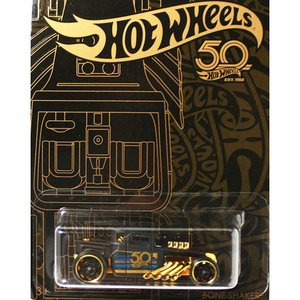 Hot Wheels Black & Gold:ボーン・シェイカー (Bone Shaker)|grease-shop