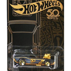 Hot Wheels Black & Gold:ロジャー・ダッジャー (Rodger Dodger)|grease-shop