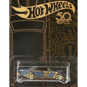 Hot Wheels Black & Gold:1968 ダッジ・ダート (Dodge Dart)|grease-shop