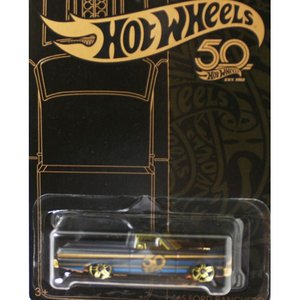 Hot Wheels Black & Gold:1965 フォード・ランチェロ (Ford Ranchero)|grease-shop
