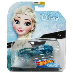 Hot Wheels Disney Character Cars:Elsa (エルサ)(ブルー)|grease-shop