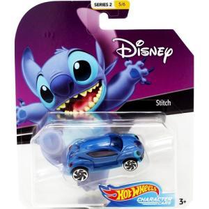 Hot Wheels Disney Character Cars:Stitch (スティッチ)(ブルー)|grease-shop