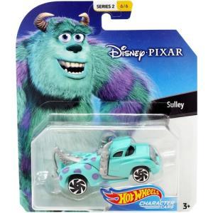 Hot Wheels Disney Character Cars:Sulley (サリー/モンスターズインク)(ブルー)|grease-shop