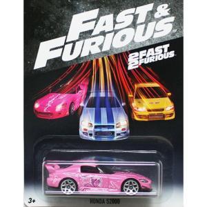 HotWheels Fast & Furious:ホンダ・S2000 (Honda S2000)(ピンク)|grease-shop