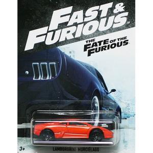 HotWheels Fast & Furious:ランボルギーニ・ムルシエラゴ (Lamborghini Murcielago)(オレンジ)|grease-shop