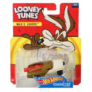Hot Wheels Looney Tunes:ルーニーテューンズ・ワイリー・コヨーテ(Wile E. Coyote/ワイリー・コヨーテ)|grease-shop